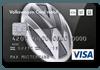 Volkswagen Visa mobil mit Reiseversicherung